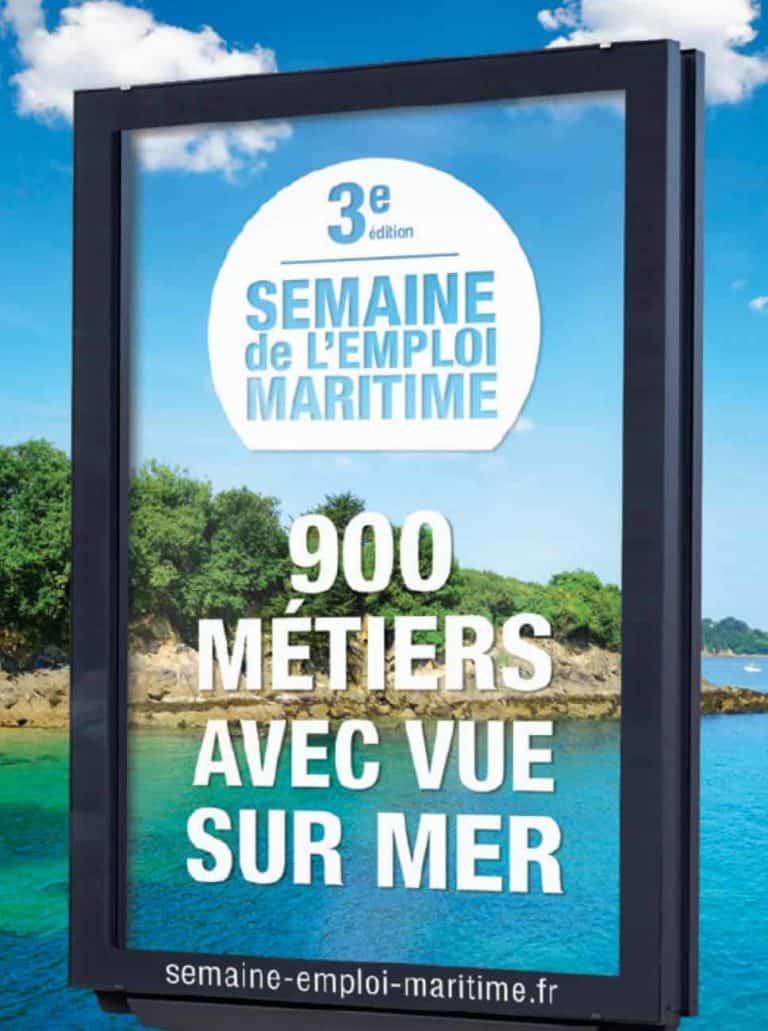 Pole Emploi-Semaine emploi maritime