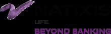 Logo Natixis Life - Beyond banking